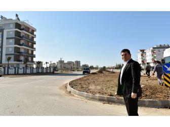 Başkan Tütüncü, Göksu Mahallesi'nde Çalışmaları İnceledi