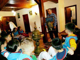 Tarihi Konak'ta Çocuk Sesleri Eksik Olmuyor