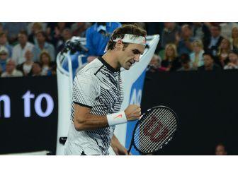 Indian Wells'te Şampiyon Federer