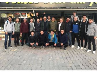Başkan Yaman'dan Bayırköyspor'a Tebrik