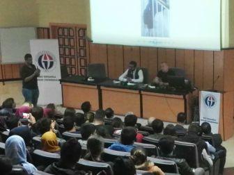 İlik Kanseri Ve Kemik İliği Nakli Konferansına Üniversiteli Öğrencilerden Yoğun İlgi