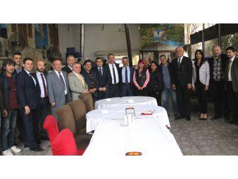 Ak Parti İskenderun'da Referanduma Hazır