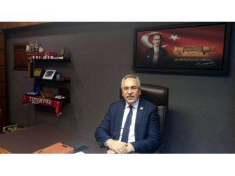 """Milletvekili Aydın: """"3 Buçuk Milyar Fidanı Toprakla Buluşturduk"""""""