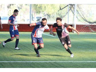 Aosb Futbol Turnuvası'nda Gol Yağmuru