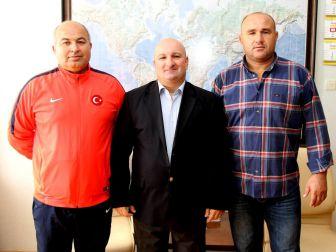Büyük Erkekler Serbest 1. Lig Güreş Müsabakaları Edirne'de Başlıyor