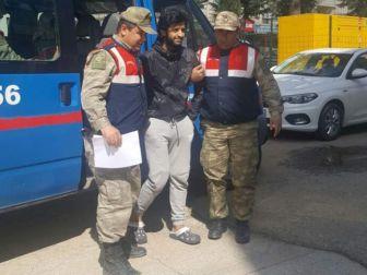 Türkiye'ye Giriş Yasağı Bulunan 'Savaşçı' Kod İsimli Şahıs Adıyaman'da Yakalandı