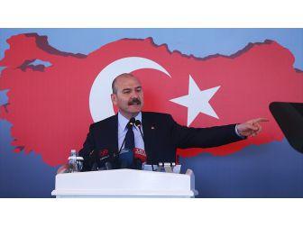 İçişleri Bakanı Soylu: Terör Örgütü Artık Uzatmaları Oynamaktadır