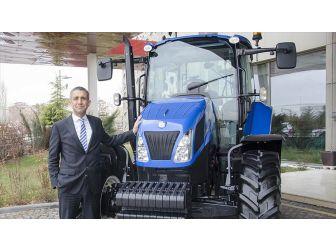 Türktraktör, Yerli Tr5 Serisini Çiftçilerle Buluşturuyor