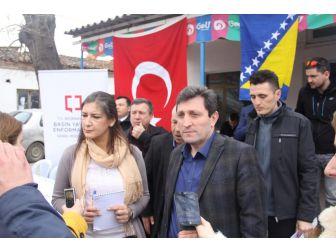 Bosna Hersek Basın Heyeti Çanakkale'den Mutlu Ayrıldı