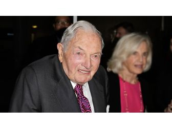 Abd'li Milyarder Rockefeller 101 Yaşında Hayatını Kaybetti