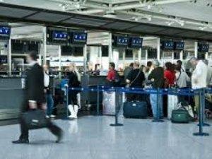 Atatürk Havalimanı'nda ''Polnet'' Arızası!