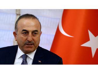 Dışişleri Bakanı Çavuşoğlu: Türkiye Ve Kktc Kıbrıs'ta Çözüm İçin Kararlı