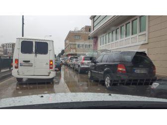 Bursa Trafiğini Duyarsız Sürücüler Kilitliyor