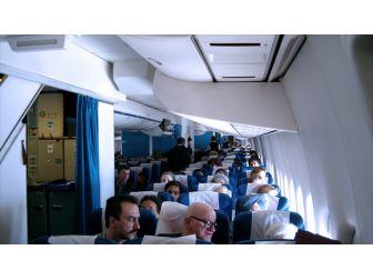 Abd'den Ortadoğu Ve Afrika Uçuşlarına Elektronik Cihaz Yasağı