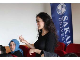 Saü'de 'Cv Hazırlama Teknikleri' İsimli Seminer Düzenlendi