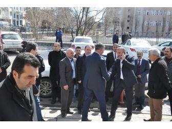Mhp Kars'ta 16 Nisan Öncesi Seçim Koordinasyon Merkezi Açtı