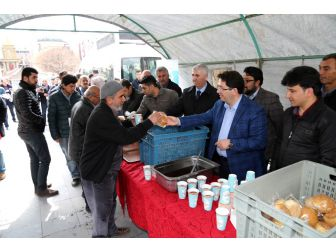 Aksaray'da Çanakkale Ruhu Canlandırıldı