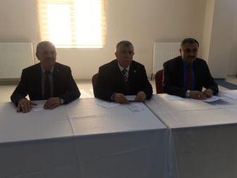 Ak Parti Milletvekili Sami Dedeoğlu Stk Temsilcileri İle Bir Araya Geldi