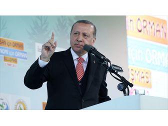 Cumhurbaşkanı Erdoğan: Sistemi Bir Yeri Kapatmak İçin Değil, Ülkenin Önünü Açmak İçin Getiriyoruz