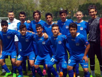 Akdeniz Belediyesi U15 Takımı Türkiye Şampiyonasını Yolcusu