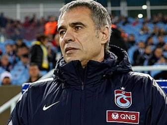 Trabzonspor'da Ersun Yanal Rüzgarı