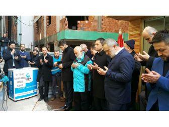 Beşir Derneği Zonguldak Şubesi Açıldı