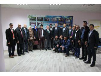 Ak Parti Erzurum İl Teşkilatı Referandum Çalışmaları