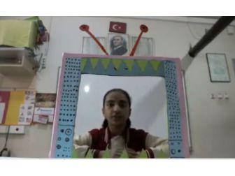 Ortaokul Öğrencileri Kısa Film İle Televizyon Bağımlılığına Dikkat Çekti