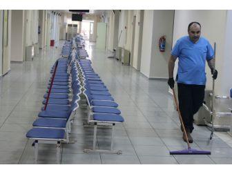 Edremit Devlet Hastanesinde Hummalı Çalışma