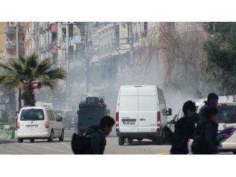 Kızıltepe'de Nevruz Kutlamaları Sonrasında Olaylar Çıktı