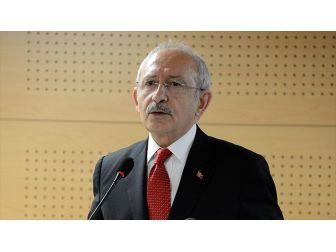 Chp Genel Başkanı Kılıçdaroğlu: 'Evet' Diyenin De 'Hayır' Diyenin De Başımızın Üzerinde Yeri Var