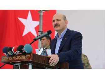 İçişleri Bakanı Soylu: Türkiye Terörle Mücadelesinde Hiç Olmadığı Kadar Güçlü