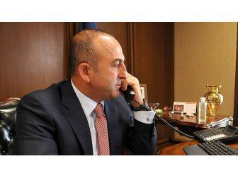 Çavuşoğlu Abd'li Bakan İle Fetö Elebaşının İadesini Görüştü
