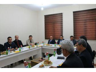 İmam Hatip Okulları Platformu Toplantısı Pazarlar'da Yapıldı