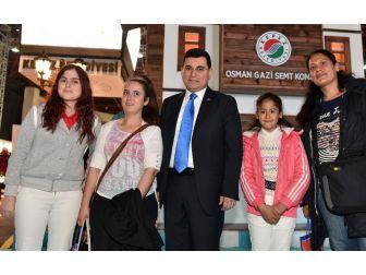 Antalya City Expo Yarın Açılıyor