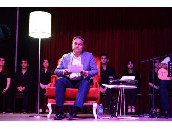 Muratpaşa Belediyesi 2'nci Antalya Edebiyat Günleri Başlıyor