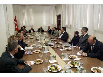 Erzurum-istanbul İşbirliği Köprüsünün İlk Adımı Atıldı