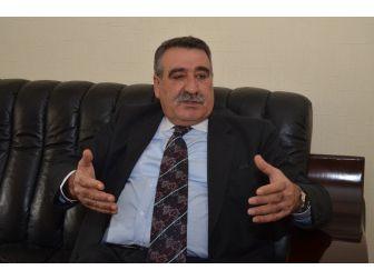 Ak Parti Eski Batman Milletvekili Nasıroğlu'ndan Bölge Halkına 'Evet' Çağrısı