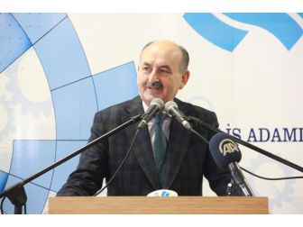 Çalışma ve Sosyal Güvenlik Bakanı Müezzinoğlu'ndan 'İstihdam' Açıklaması