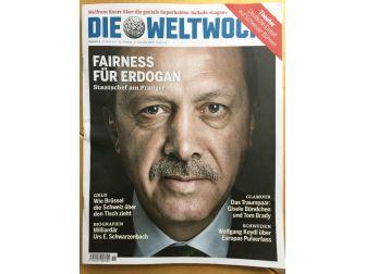 """Weltwoche; """"Erdoğan İçin Adil Olun"""""""