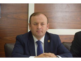 Ak Partili Sabri Öztürk Chp'li Bektaşoğlu'nun Muhtarlara Gönderdiği Mektubu Eleştirdi