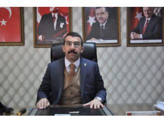 """Ak Parti Kars İl Başkanı Adem Çalkın, """"Bizim Referansımız Milletin İradesidir"""""""