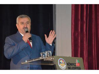 Başkan Baran, Mahalle Buluşmaları Programına Katıldı