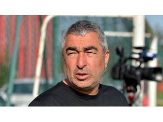 Sivasspor, Samet Aybaba İle Görüşüyor