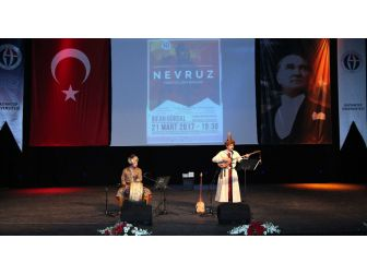 Gaün'de Türk Dünyası Müzikleri Konseri