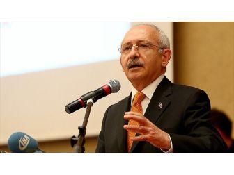 Chp Genel Başkanı Kılıçdaroğlu: Biliyorum, Konuşunca Onlar Çok Rahatsız Oluyor