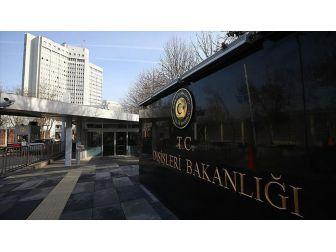 'Norveç'in Ankara Büyükelçisi, Dışişleri Bakanlığına Çağrıldı'