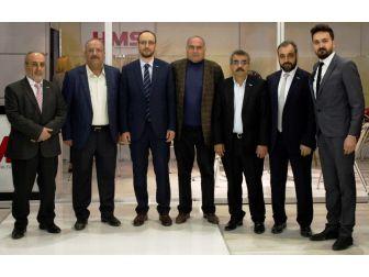 Müsiad Konya, Uluslararası Tarım Fuarını Gezdi