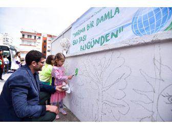 Muratpaşa'nın Minikleri Dünya Su Günü'nü Kutladı