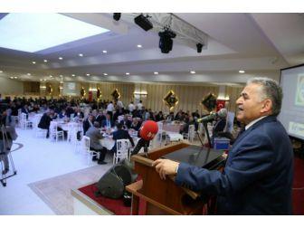 Kazancılar Çarşısı Projesi İçin Toplantı Yapıldı
